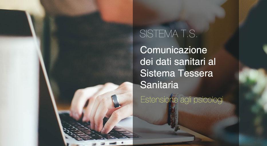 Ufficio Per Richiesta Tessera Sanitaria : Comunicazione sistema tessera sanitaria per psicologi psicamp.it