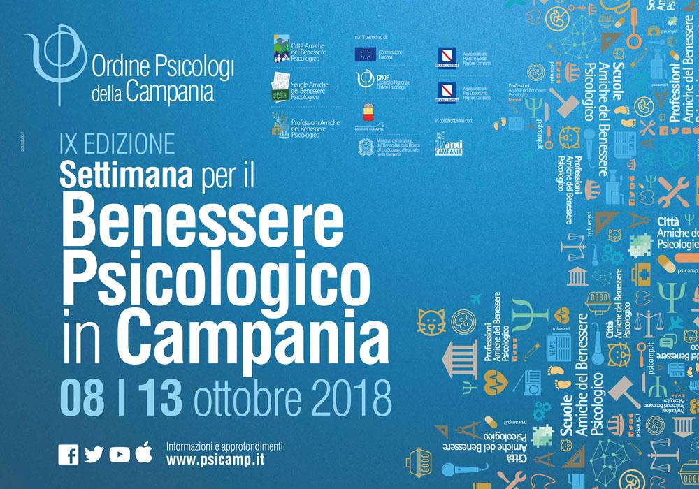 Settimana Del Benessere Psicologico Evento Psicologi Campania